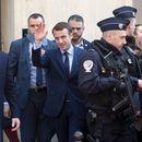 Макрон во Белград ќе го чуваат 4.000 српски специјалци и Легијата на странци
