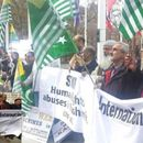 Илјадници луѓе протестираа во Лондон за правата на Кашмир