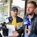Двајца актери приведени во полициска станица во Гостивар, прекинале проба на театарска престава
