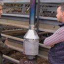 Скопјанец измисли иновативен филтер кој ги апсорбира ПМ честичките