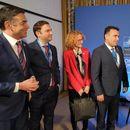 Заев се сретна со Џонсон кој изрзи целосна поддршка на Обединетото Кралство за Македонија