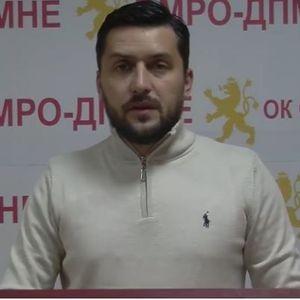 ВМРО-ДПМНЕ ОК Охрид: СДСМ сега вети и излажа дека затворениот зелен пазар почнува со работа од 1 јануари