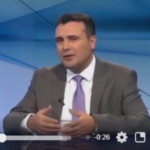 Милошоски објави видео во кое се гледа дволичноста на Зоран Заев