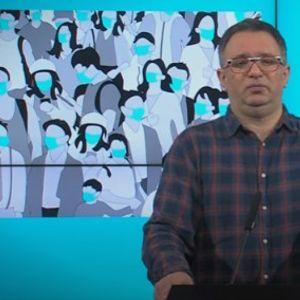 Д-р Кузмановски: Ни се случува катастрофа во справувањето со пандемијата