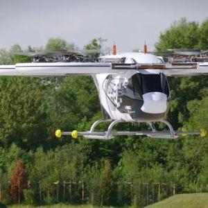 (ФОТО и ВИДЕО) Летечкото такси беше тестирано во Германија
