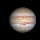 (ВИДЕО) Телескопот Hubble сними уникатна бела бура на Јупитер