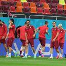 Фудбалерите нестрпливо го очекуваат мечот со Украина