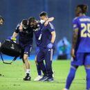 Повредата на Адеми не е сериозна, би можел да игра за Македонија!
