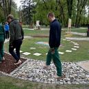 Згазете и почувствувајте ги материјалите – нови содржини за посетителите во Градскиот парк