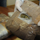 Кај Жировница откриени двајца Албанци со два килограма марихуана