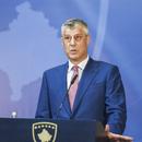 Хашим Тачи: Добра координација меѓу САД и ЕУ е клуч за договор со Србија