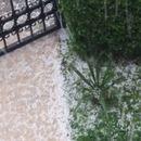 Невреме со дожд и град во Крива Паланка
