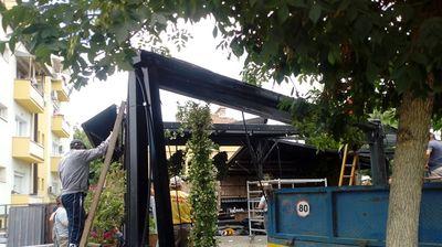 Богдановиќ најавува и кривични за оние кои нема да ги отстранат терасите на кафулињата