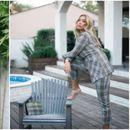 Есенски моден изглед: Аделина знае најдобро