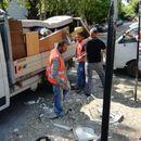 Акција за собирање кабаст отпад во Општина Карпош