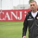 Милевски по победата над Црна Гора: Мора да напредуваме на секоj следен натпревар