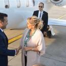 Заев пристигна во Србија, утре во Нови Сад ќе има состанок со Вучиќ и Рама