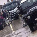 Масовни апсења по пукањето во Александар Палас