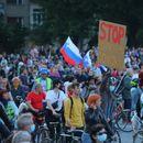 Нови протести во Љубљана против владата на Јанез Јанша