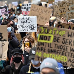 Планетарен протест против расизмот и неправдата