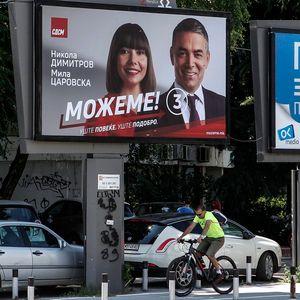 Политичарите на билбордите сериозни, на митинзите опуштени : Секој моден гаф како несоодветен збор
