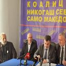 Коалицијата на Бачев и Кекеновски ја почнува кампањата за избори на 5 јули