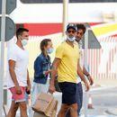 Ѓоковиќ тренира во Шпанија, на пауза оди на шопинг