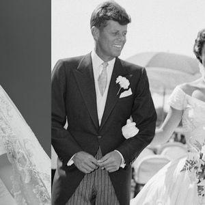 Џеки Кенеди со венчаницата испиша историја: Црномурестата дизајнерка Ен Лоу е заслужна за тоа