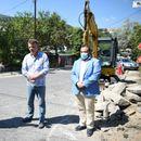 """Се реконструиара улицата """"Востаничка"""" со додавање приклучоци на водоводната мрежа"""