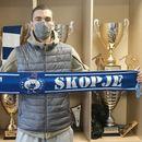 Синот на Петар Наумовски потпиша за МЗТ Скопје