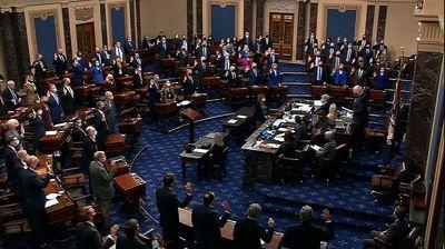 Мнозинство од републиканците во Сенатот се против импичмент на Трамп