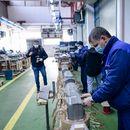 Индустриското производство во март со раст, за првите три месеци забележан пад