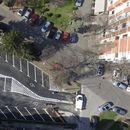 Изграден паркинг простор на местото на старата полициска станица во Ѓорче Петров