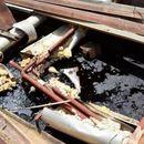 Изречена казна од 20.000 евра за испуштање мазут во Вардар