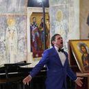 """Италијански арии се слушаа во """"Св. Софија"""" : Овации за тенорот Фантони и пијанистот Мартано"""