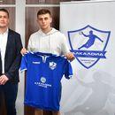 """Ракометниот клуб """"Алкалоид"""" започна со формирање на тимот – склучени првите договори со двајца млади играчи"""