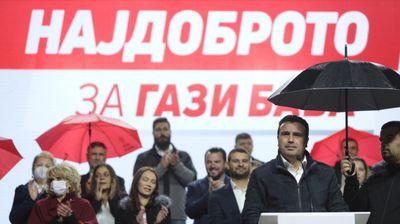 Заев: Во првиот круг СДСМ добива 22 градоначалници, а ВМРО-ДПМНЕ 6