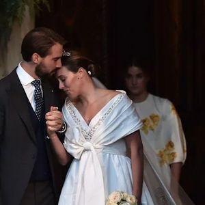 Грчка свадба на принцот Филипос, најмалиот син на кралот Константин