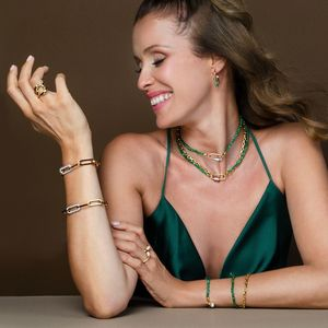 """""""Ребека"""" отвара нова продавница во Ист гејт мол-италијанскиот накит е уште полуксузен (Каролина веќе знае!)"""