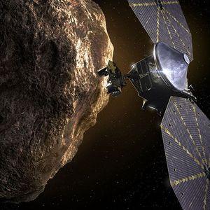 """""""Луси"""" на НАСА ја почна историската истражувачка мисија на астероидите – тројанци"""