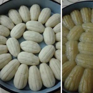 Стари ГУРАБИИ со гриз и шербет, специјалитет од Кавадарци