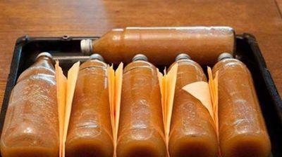 Густ сок од јаболка и моркови (џус) – без конзерванси, од 6 кг добивате 20 литри сок