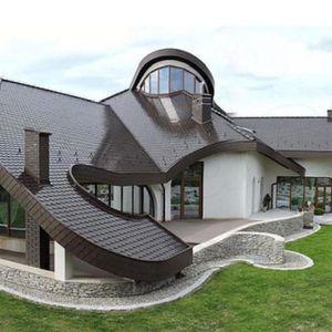 Куќа од соништата: Супер луксузна куќа со затворен базен и зимска градина (внатрешност+детален план)