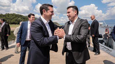 Порака на Заев до Грција: Соберете сила и донесете одлука – ние донесовме