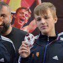 Браво Бесир: Тинејџер со европско злато во борење и со сон за олимписко