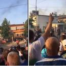 Нападнато возилото на албанскиот премиер Еди Рама