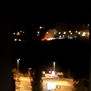 ВИДЕО Пожар на кејот на Вардар кај мостот Газела во Злокуќани