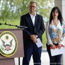 Единаесетта хуманитарна акција на Амбасадата на САД и Црвениот крст