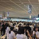 Јапонија: Околу 17.000 луѓе блокирани на аеродромот Нарита поради тајфун
