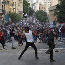 Либанската Влада поднесе оставка-протестите продолжуваат